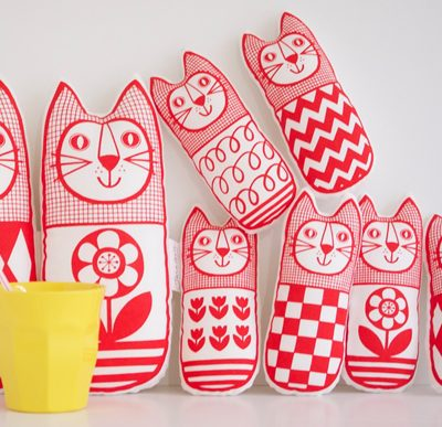 Jane Foster cat and dog toy kits