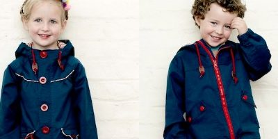 Little Duckling jackets at Sisters Guild