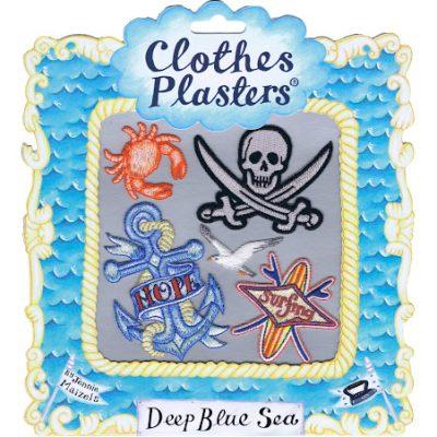 Jennie Maizels Clothes Plasters: New 'Disco' & 'Deep Blue Sea' sets
