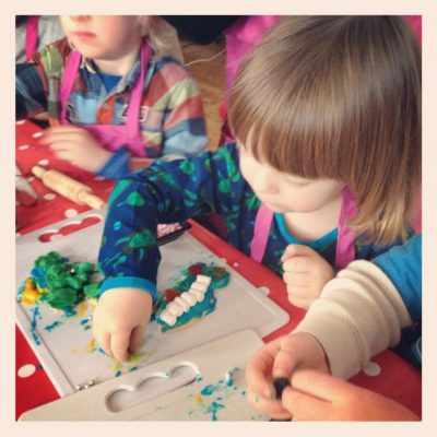 Inspiration: Alfie's space party