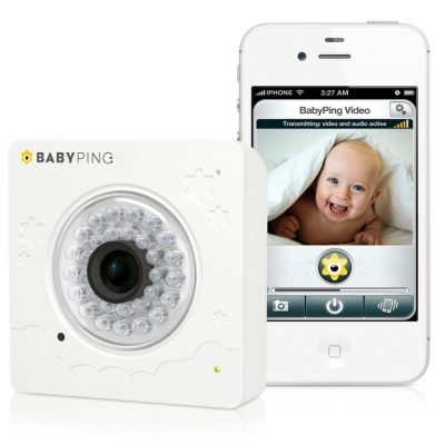 Tried: BabyPing WiFi baby monitor for iPhone and iPad