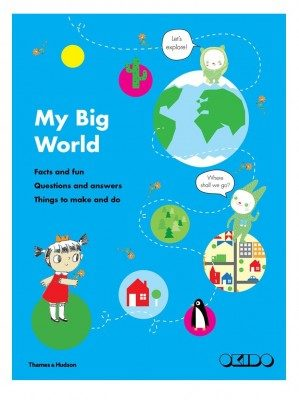 Okido My Big World book