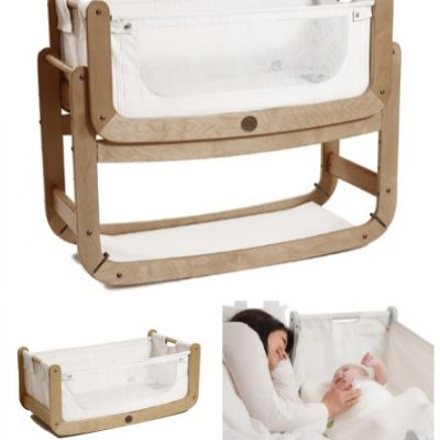 Coming soon: Snuzpod bedside crib