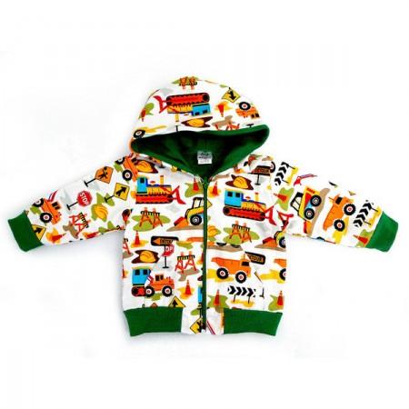 Brooklyn Junior Construction hoodie