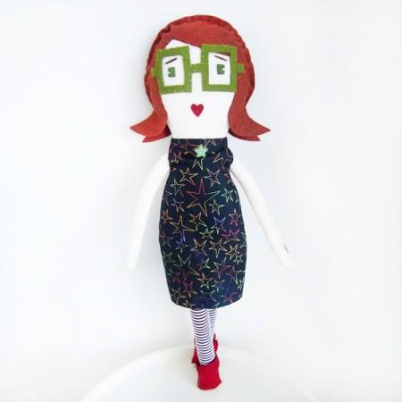 Celine's Dolls Super Hipsterette doll