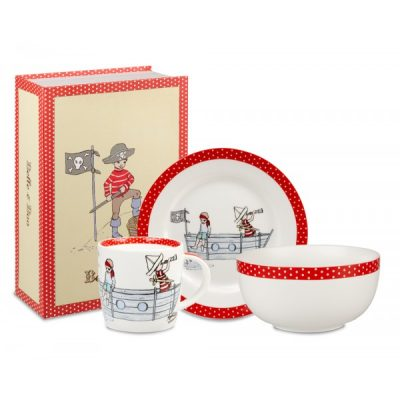 Belle & Boo pirate china