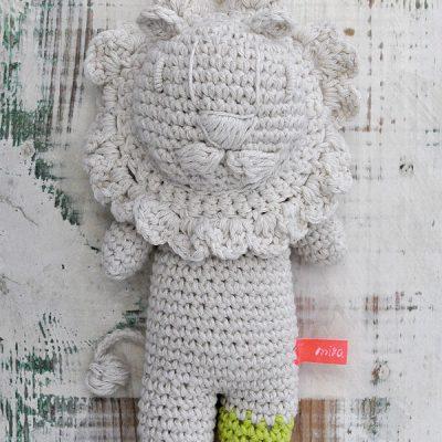 Miga de Pan crocheted toys