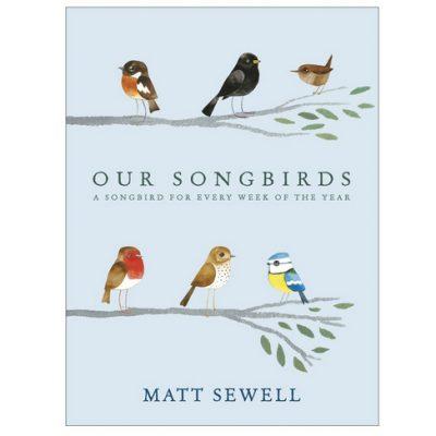 Our Songbirds by Matt Sewell