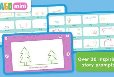 Sago Mini Doodlecast iPhone iPad app