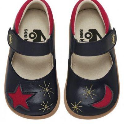 See Kai Run moon and star shoes