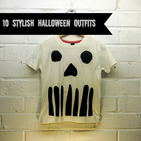 10 stylish halloween outfits - Bambino Goodies