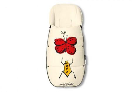 Happy Bugs footmuff