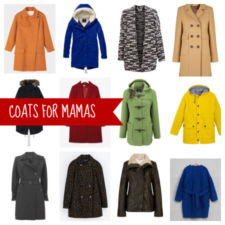 Ladies Coats 2013