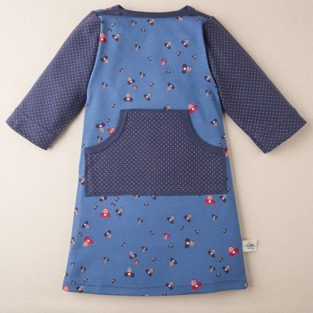 Little Shrimp bee dress