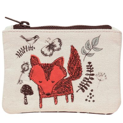 Hot on the high street: Paperchase fox purse