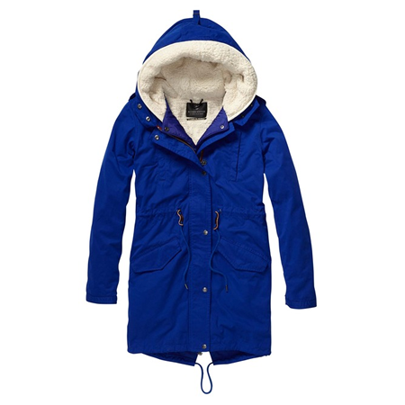 Scotch and Soda Parka
