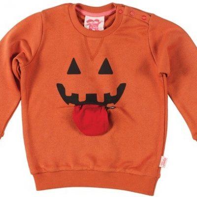 Tootsa MacGinty pumpkin sweatshirt