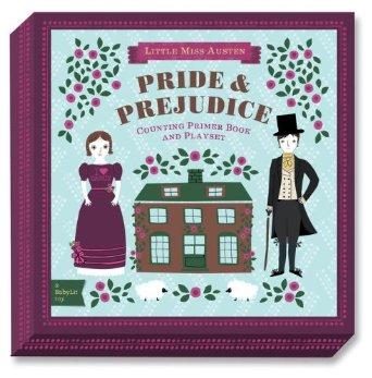 BabyLit Pride & Prejudice playset