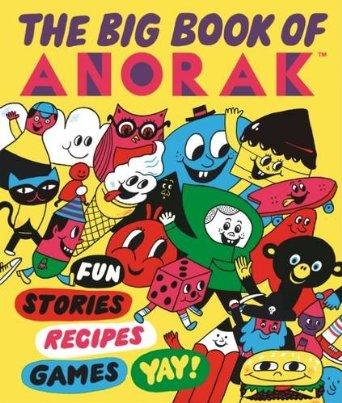 The Big Book of Anorak