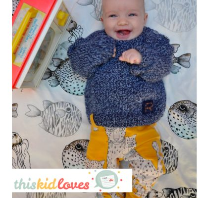 This Kid Loves… Rafferty, 3 months
