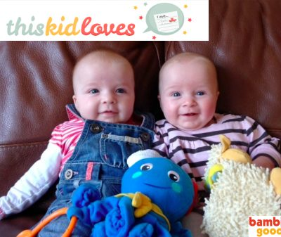This Kid Loves… Amber & Betty, 3.5 months