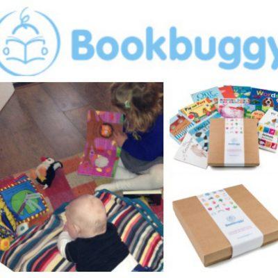 Bookbuggy book subscription service