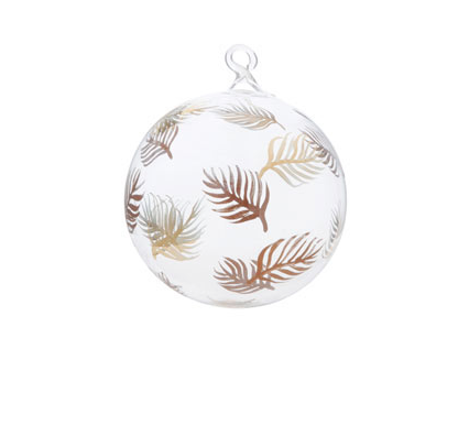 Heal's glass bauble