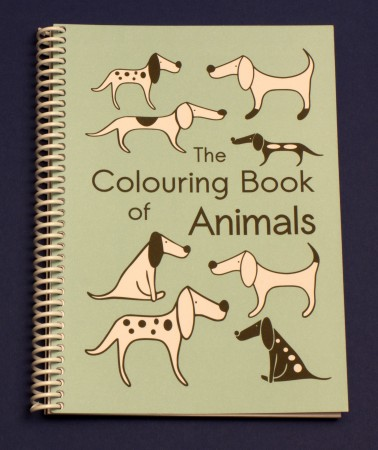 The Colouring Book of Animals