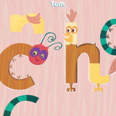 Cool app: Hip Hop Hen ABC Jigsaw