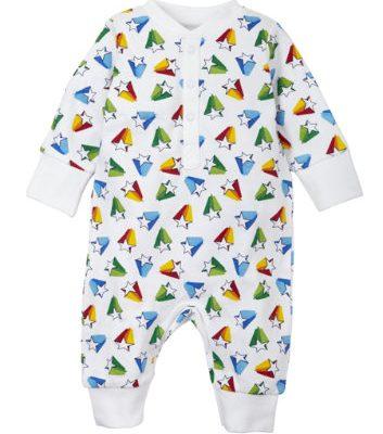 Hot on the high street: Mothercare Little Bird shooting star babygro