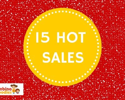 15 more hot sales