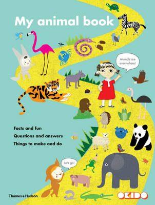 Okido My Animal Book
