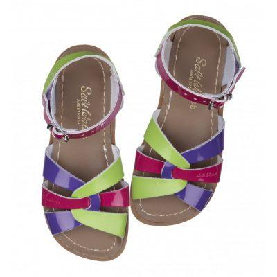 Sun-San Salt-Water Original Mash-Up Sandals