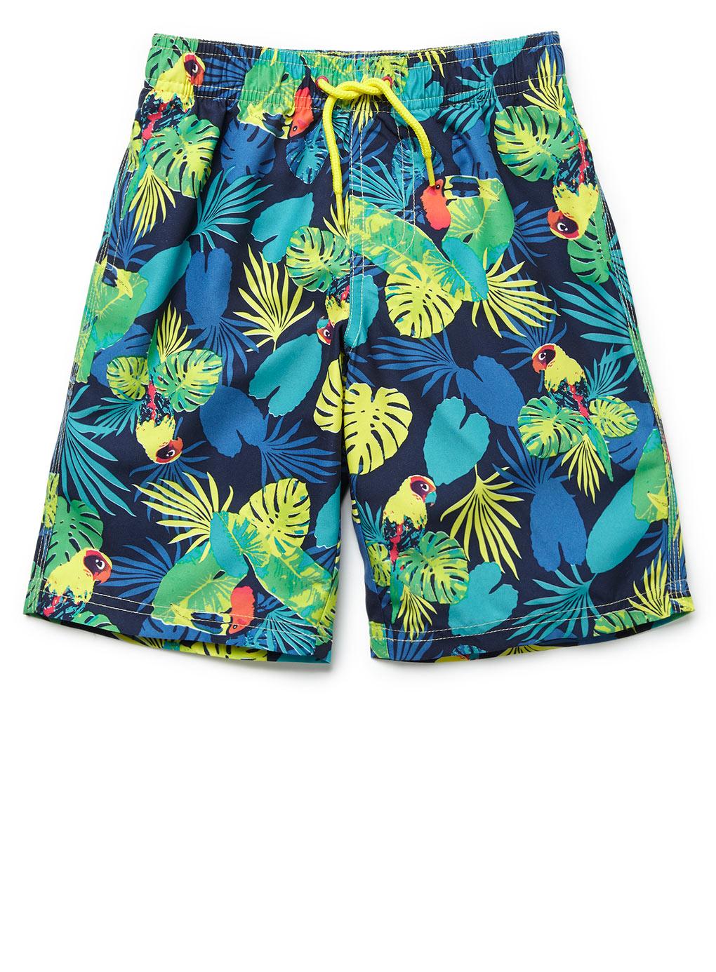 Bhs parrot swim shorts