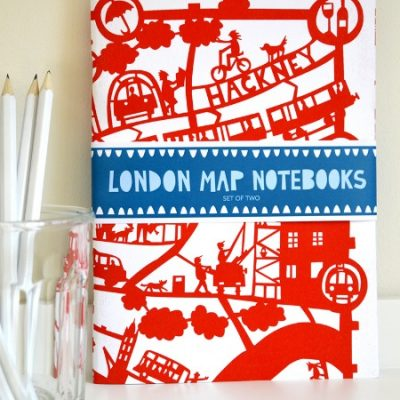 Famille Summerbelle London (and other cities) notebooks