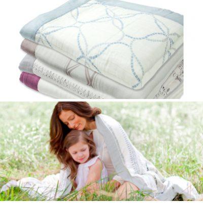 Aden + Anais Daydream Blankets