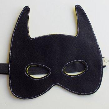 Struckla & Peach Batkids masks
