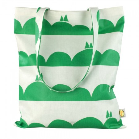 Anorak shopping bag