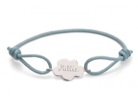Merci Maman cloud bracelet