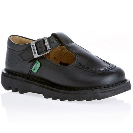 Kickers School Shoe