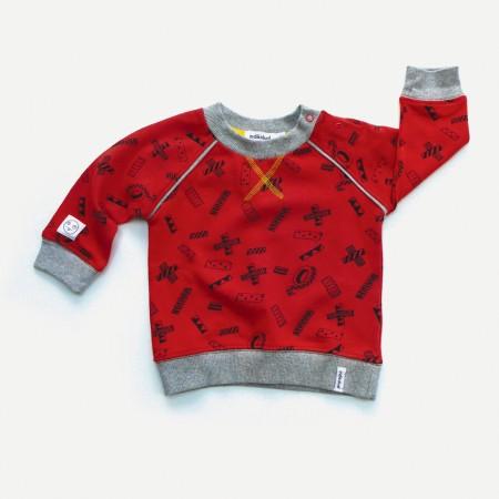 Sticky sweatshirt
