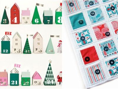Festive 10 best: modern advent calendars