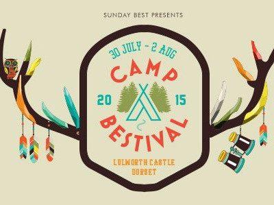 Camp Bestival advent calendar