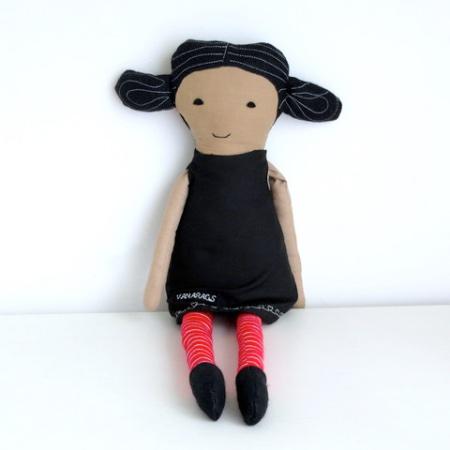 Vanarags 'Annie' doll