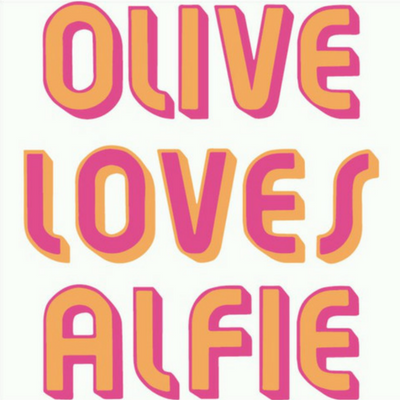 Olive Loves Alfie