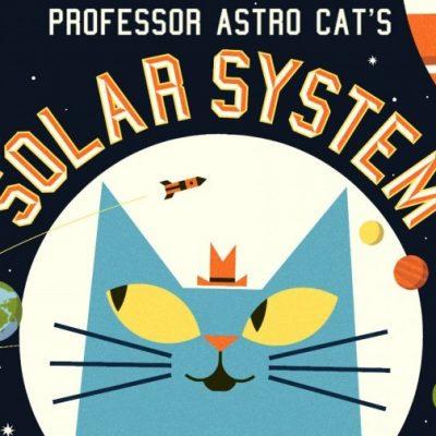 Cool app: Professor Astro Cat's Solar System