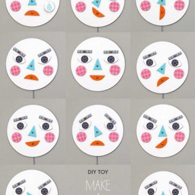 DIY Emotions Face