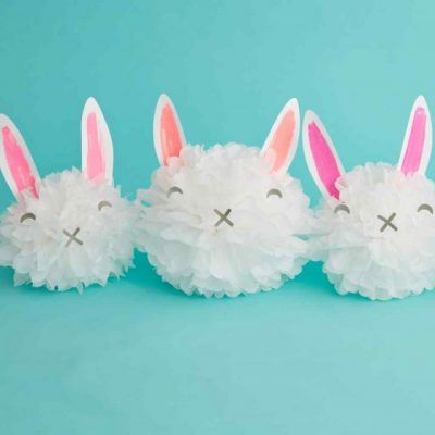 Five fab… bunny crafts for Easter