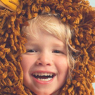 Loving: Meri Meri Lion Dress Up Kit