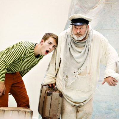 Theatre: A Boy and a Bear in a Boat (on tour)